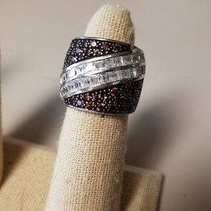 New Wide Statement Ring by Judith Jack